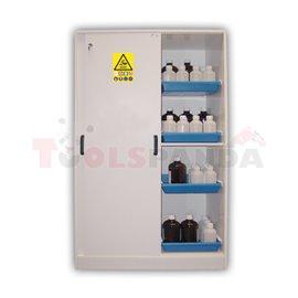 Шкаф за безопасно съхранение на химикали - MEVA