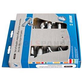 Комплект глухи ключове лула в картонена кутия 6 бр. | UNIOR