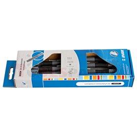 Комплект отвертки с TX профил за електроника 7 бр. - UNIOR