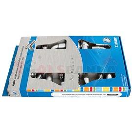 Комплект глухи ключове лула в картонена кутия 11 бр. | UNIOR
