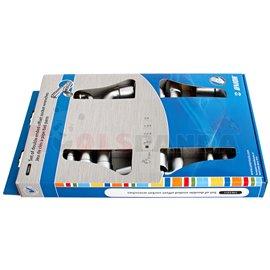 Kомплект глухи ключове лула в картонена кутия 11 бр. | UNIOR