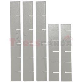 Преградни стени за тесни чекмеджета - UNIOR