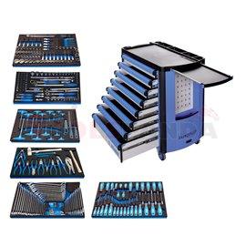 Комплект инструменти с инструментална количка 920PLUS1 - UNIOR
