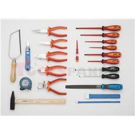 Комплект инструменти 21 части - UNIOR