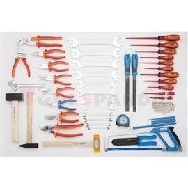 Комплект инструменти 52 части - UNIOR