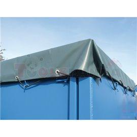 Покривало за контейнер - MEVA
