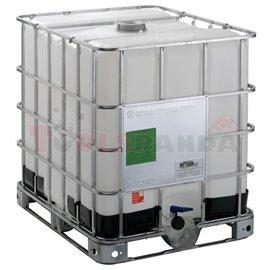Използван обновен IBC контейнер 1000л с UN код - MEVA