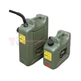 Туби за горива ARMY - 10л - MEVA