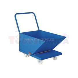 Ръчна обръщаема количка - MEVA