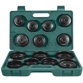 Ключове за маслени филтри 16 броя к-т | JONNESWAY