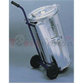 Колички за превозване на кофи за отпадъци - MEVA