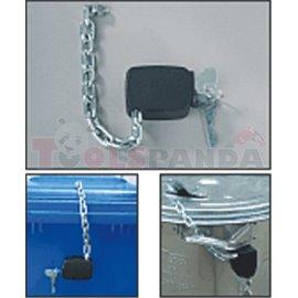 Ключалка с верига - MEVA