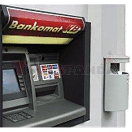 Кошче за банкомат-сиво - 4L - MEVA