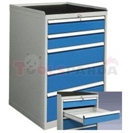 Шкаф с пет чекмеджета - MEVA