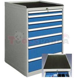 Шкаф със седем чекмеджета - MEVA