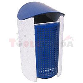 Бетонно кошче за отпадъци - MEVA