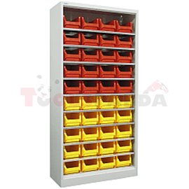 Универсален шкаф с разпределители | MEVA
