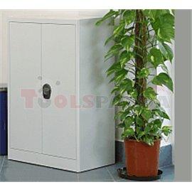 Универсален метален шкаф 80/40/115см - MEVA