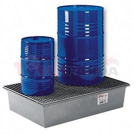 Пластмасова вана за 2 варела - MEVA