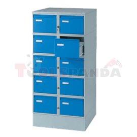 Шкаф за картотека 10 чекмеджета - MEVA