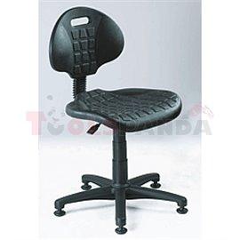 Полиуретанов работен стол без колелца | MEVA