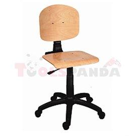 Работен стол с облегалка | MEVA