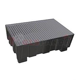 Пластмасова каптажни вана с решетка - MEVA