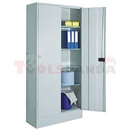 Универсален метален шкаф 95/40/195см - MEVA