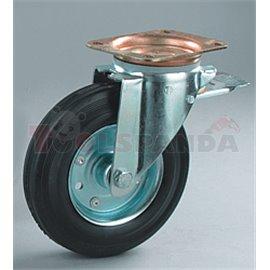 Въртящо колело със застопоряване Ф160 - MEVA