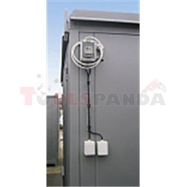 Голяма електроинсталация (2 лампи,1 щепселна кутия,предпазители,разпределители) - MEVA