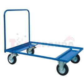 Работен колесник с товароносимост до 1000 kg - MEVA