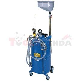 Мобилно съоръжение за всмукване и източване на масла - MEVA