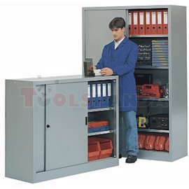 Работен шкаф с плъзгащи врати - MEVA