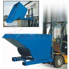 Наклоняем контейнер PROFI - MEVA