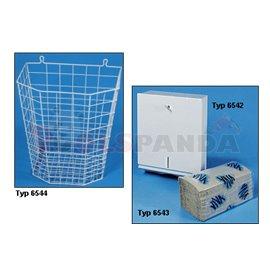 Метален шкаф за хартиени кърпи - MEVA