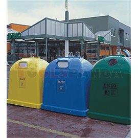 Модел H -2,1 куб. м-за други отпадъци - MEVA