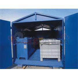 Мобилен пункт за събиране на отпадъци - малък (АВИА) - MEVA