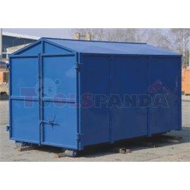 Мобилен пункт за събиране на отпадъци - голям (Ролков тип) - MEVA