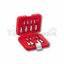601 1/4-1/2 JTX16 Set of TORX sockets