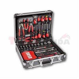 Куфар с к-т от 181 бр. инструменти