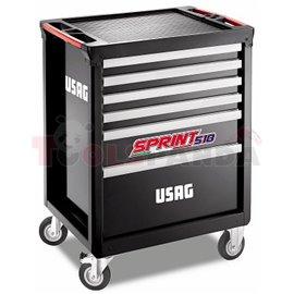 518 SP6V Roller Cabinet Empty