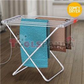 Сушилник за дрехи електрически Comfy (6 Ребра)