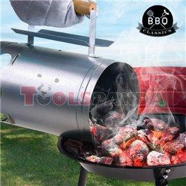 Уред за разпалване на въглища за барбекю