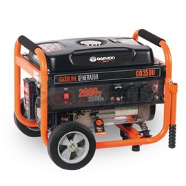 Генератор бензинов 2500/ 2800W, 208CC | DAEWOO