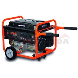 Генератор бензинов 5000/ 5500W, 389CC | DAEWOO
