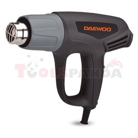 Пистолет за горещ въздух 2000W | DAEWOO