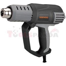 Пистолет за горещ въздух в куфар 2000W | DAEWOO
