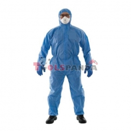 Защитен предпазен костюм 100% полиестер
