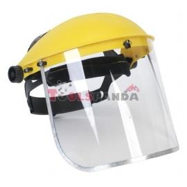 Шлем защитен Deluxe | SEALEY