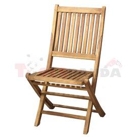 Стол градински сгъваем 45х63х92см. Economic JAVANESIA